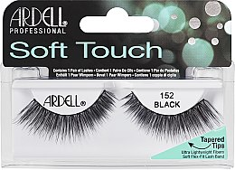 Parfüm, Parfüméria, kozmetikum Műszempilla - Ardell Soft Touch Eye Lashes Black 152