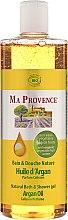 """Parfüm, Parfüméria, kozmetikum Organikus tusoló és fürdő gél """"Argán olaj"""" - Ma Provence Bath & Shower Gel Argan Oil"""