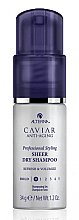Parfüm, Parfüméria, kozmetikum Száraz sampon - Alternate Caviar Anti-Aging Sheer Dry Shampoo