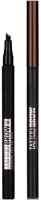 Szemöldökceruza - Maybelline Tattoo Brow Microblade Ink Pen