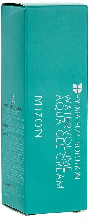 Ultra hidratáló gél-krém - Mizon Water Volume Aqua Gel Cream