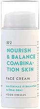 """Parfüm, Parfüméria, kozmetikum Arckrém """"Táplálás és egyensúly"""" - You & Oil Nourish & Balance Combination Skin Face Cream"""