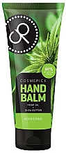 Parfüm, Parfüméria, kozmetikum Kézbalzsam kenderolaj és shea vaj kivonattal - Cosmepick Hand Balm Hemp Oil&Shea Butter