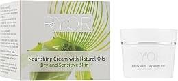 Parfüm, Parfüméria, kozmetikum Tápláló krém natúr olajokkal - Ryor Face Care