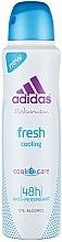 Parfüm, Parfüméria, kozmetikum Dezodor - Adidas Anti-Perspirant Fresh Cooling 48h