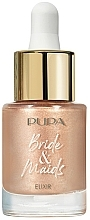 Parfüm, Parfüméria, kozmetikum Arc megvilágító primer szérum - Pupa Bride & Maids Elixir