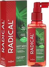 Parfüm, Parfüméria, kozmetikum Hajerősítő kondicionáló gyenge hajra - Farmona Radical Strengthening Hair Conditioner