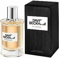 Parfüm, Parfüméria, kozmetikum David Beckham Classic - Eau De Toilette