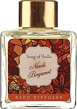 """Parfüm, Parfüméria, kozmetikum Aromadiffuzór """"Nerolli és bergamot"""" - Song of India"""