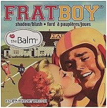 Parfüm, Parfüméria, kozmetikum Szemhéjfesték-púder - TheBalm Shadow-Blush Frat Boy