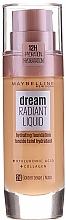 Parfüm, Parfüméria, kozmetikum Sminkalap - Maybelline New York Dream Radiant Liquid Hydrating Foundation