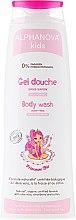 Parfüm, Parfüméria, kozmetikum Tusfürdő - Alphanova Kids Princesse Body Wash