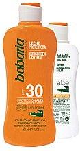 Parfüm, Parfüméria, kozmetikum Szett - Babaria Sun (protect/milk/200ml + protectlot/100ml)