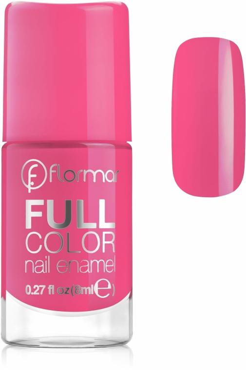Körömlakk - Flormar Full Color Nail Enamel