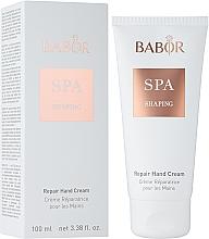 Parfüm, Parfüméria, kozmetikum Regeneráló kézkrém - Babor SPA Shaping Repair Hand Cream