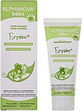 Parfüm, Parfüméria, kozmetikum Pelenkakiütés elleni krém - Alphanova Baby Natural Eryzinc Nappy Rash Cream