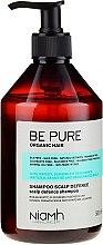 Parfüm, Parfüméria, kozmetikum Nyugtató sampon - Niamh Hairconcept Be Pure Scalp Defence Shampoo