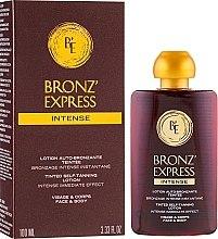 Parfüm, Parfüméria, kozmetikum Intenzív önbarnító arcra és testre - Academie Bronz'Express Intense Lotion