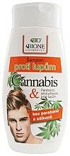 Parfüm, Parfüméria, kozmetikum Korpásodás elleni sampon - Bione Cosmetics Cannabis Anti-dandruff Shampoo For Men