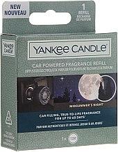 "Parfüm, Parfüméria, kozmetikum Autóillatosító - Yankee Candle Car Powered ""Refill Midsummer's Night"" illat"