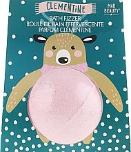"Parfüm, Parfüméria, kozmetikum Fürdőgolyó ""Rénszarvas "" - Mad Beauty I Love Christmas Bath Fizzer Reindeer"