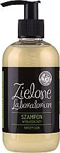 """Parfüm, Parfüméria, kozmetikum Simító sampon """"Zsurló és len"""" - Zielone Laboratorium"""