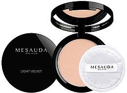 Parfüm, Parfüméria, kozmetikum Púder mattító hatással - Mesauda Milano Light Velvet Powder