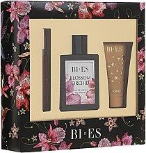 Parfüm, Parfüméria, kozmetikum Bi-Es Blossom Orchid - Szett (edp/100ml + sg/gel/50ml + parfum/12ml)