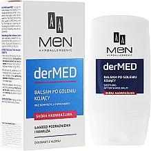 Parfüm, Parfüméria, kozmetikum Borotválkozás utáni balzsam nagyon érzékeny bőrre - AA Men derMED After-Shave Balm