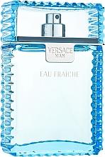 Parfüm, Parfüméria, kozmetikum Versace Man Eau Fraiche - Dezodor