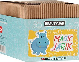 "Parfüm, Parfüméria, kozmetikum Szett ""Magic Jarik"" - Beauty Jar (Soap/150g + Soap)"