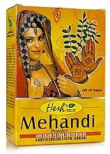 Parfüm, Parfüméria, kozmetikum Henna hajpor - Hesh Mehandi Powder