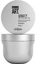 Parfüm, Parfüméria, kozmetikum Density Material viasz paszta - L'Oreal Professionnel Tecni.Art Density Material Wax-Paste