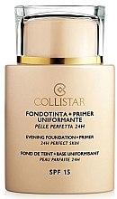 Parfüm, Parfüméria, kozmetikum Sminkalap - Collistar Foundation Primer Perfect Skin Smoothing 24H SPF15