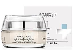 Parfüm, Parfüméria, kozmetikum Világosító szérum arcra - Symbiosis London Radiance Revive Lightening Facial Serum