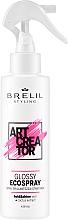 Parfüm, Parfüméria, kozmetikum Fényt adó hajspray - Brelil Art Creator Glossy Ecospray