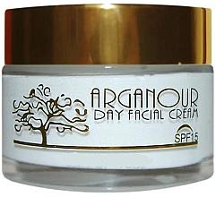Parfüm, Parfüméria, kozmetikum Nappali arckrém - Arganour Anti Age Facial Cream Spf15