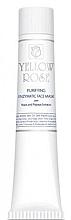 Parfüm, Parfüméria, kozmetikum Élesztő arcmaszk (tuba) - Yellow Rose Purifying Enzymatic Face Mask