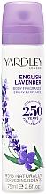 Parfüm, Parfüméria, kozmetikum Test spray - Yardley English Lavender Refreshing Body Spray