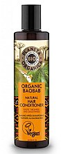 Parfüm, Parfüméria, kozmetikum Hajbalzsam - Planeta Organica Organic Baobab Natural Hair Conditioner