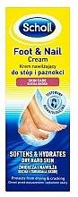 Parfüm, Parfüméria, kozmetikum Krém lábra - Scholl Moisturizing Foot and Nail Cream