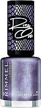 Parfüm, Parfüméria, kozmetikum Körömlakk - Rimmel 60 Seconds Chameleon Colour By Rita Ora