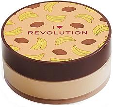 Parfüm, Parfüméria, kozmetikum Por púder csokis-banán - I Heart Revolution Loose Baking Powder Chocolate Banana