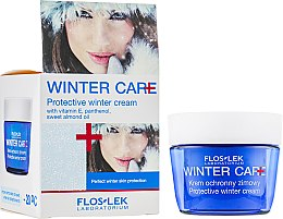 Parfüm, Parfüméria, kozmetikum Téli védő arckrém E-vitaminnal - Floslek Winter Care Protective Cream