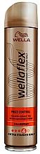 Parfüm, Parfüméria, kozmetikum Extra erős fixáló hajlakk - Wella Wellaflex Frizz Control Haarspray