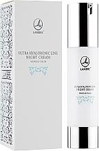 Parfüm, Parfüméria, kozmetikum Helyreállító éjszakai ráncellenes krém - Lambre Ultra Hyaluronic