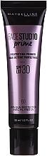 Parfüm, Parfüméria, kozmetikum Primer arcra - Maybelline Face Studio Prime Protecting Primer 60 SPF 30