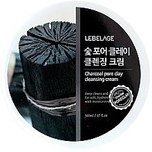 Parfüm, Parfüméria, kozmetikum Tisztító krém - Lebelage Charcoal Pore Clay Cleansing Cream