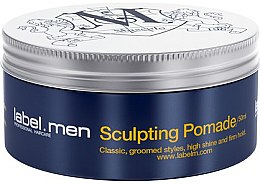 Parfüm, Parfüméria, kozmetikum Hajformázó pomádé - Label.m Men Sculpting Pomade