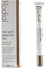 Parfüm, Parfüméria, kozmetikum Mély ráncok elleni filler - Rodial Rose Gold Deep Line Filler